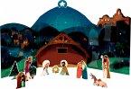 Aufstellkrippe - Meine zauberhafte Weihnachtskrippe