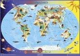 Tierweltkarte