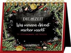 Rahmen-Tischkalender - Die ZEIT - Was meinen Advent reicher macht - Raether, Elisabeth