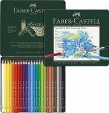 Faber-Castell Aquarellstifte Albrecht Dürer, 24er Set Metalletui