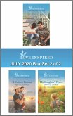 Harlequin Love Inspired July 2020 - Box Set 2 of 2 (eBook, ePUB)