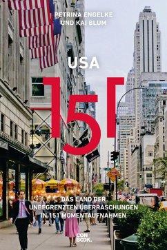 USA 151 (eBook, PDF) - Blum, Kai; Engelke, Petrina