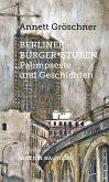 Berliner Bürger*stuben (eBook, ePUB)