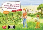 Wie wir Schmetterling und Biene in unseren Garten locken. Kamishibai Bildkartenset., m. 1 Beilage