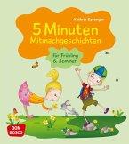5 Minuten Mitmachgeschichten für Frühling und Sommer