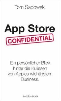 App Store Confidential - Sadowski, Tom
