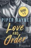 Love and Order Band 1-3 (eBook, ePUB)
