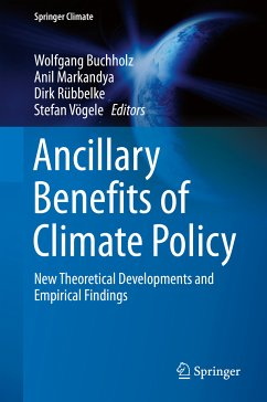Ancillary Benefits of Climate Policy (eBook, PDF)
