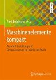Maschinenelemente kompakt (eBook, PDF)