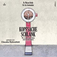 Kopfsache Schlank (MP3-Download) - Reddy, Marion; Zachenhofer, Iris
