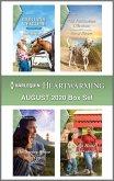 Harlequin Heartwarming August 2020 Box Set (eBook, ePUB)