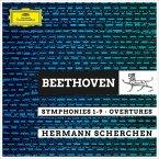 Beethoven: Sinfonie 1-9,Ouvertüren