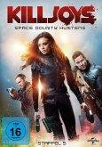 Killjoys - Space Bounty Hunters - Staffel 5 DVD-Box