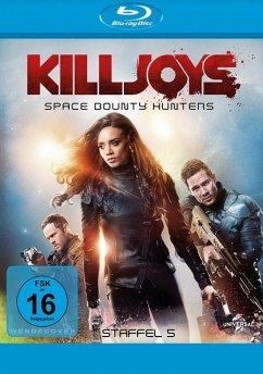 Killjoys - Space Bounty Hunters - Staffel 5