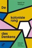Dekolonisierung des Denkens (eBook, ePUB)