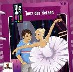 Tanz der Herzen / Die drei Ausrufezeichen Bd.66 (1 Audio-CD)