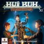 Hui Buh, Das Schlossgespenst, neue Welt - Die fantastische Geisterjagd, 1 Audio-CD