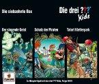Die drei ??? Kids 3er Box, 1 Audio-CD