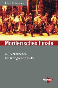Mörderisches Finale - Sander, Ulrich