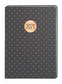 """Terminplaner NatureArt """"Dots"""" 2021"""