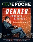 GEO Epoche (mit DVD) / GEO Epoche mit DVD 105/2020 - DENKER, FORSCHER, PIONIERE