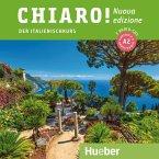 Chiaro! A2 - Nuova edizione, 2 Audio-CDs zum Kurs- und Arbeitsbuch
