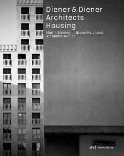 Diener & Diener Architects - Housing - Aviolat, Alexandre; Marchand, Bruno; Steinmann, Martin