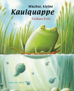 Wachse, kleine Kaulquappe - Ferri, Guiliano