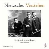 Nietzsche. Verstehen, 1 Audio-CD