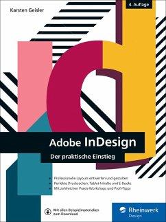 Adobe InDesign (eBook, PDF) - Geisler, Karsten
