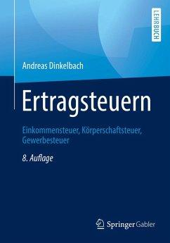Ertragsteuern (eBook, PDF) - Dinkelbach, Andreas