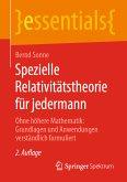 Spezielle Relativitätstheorie für jedermann (eBook, PDF)