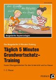 Tägl. 5 Min. Grundwortschatz-Training
