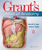 Grant's Atlas of Anatomy, Hardcover Edition