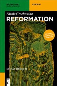 Reformation (eBook, PDF) - Grochowina, Nicole