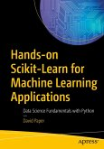 Hands-on Scikit-Learn for Machine Learning Applications (eBook, PDF)