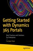 Getting Started with Dynamics 365 Portals (eBook, PDF)