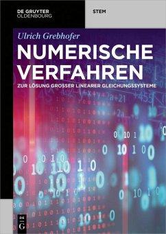Numerische Verfahren (eBook, PDF) - Grebhofer, Ulrich