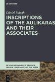 Inscriptions of the Aulikaras and Their Associates (eBook, PDF)