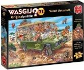 Wasgij Original - Safari Überraschung! (Puzzle)