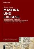 Masora und Exegese (eBook, PDF)