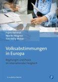 Volksabstimmungen in Europa (eBook, PDF)