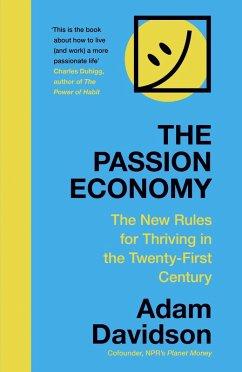 The Passion Economy (eBook, ePUB) - Davidson, Adam