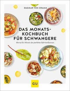 Das Monats-Kochbuch für Schwangere (eBook, ePUB) - Cramm, Dagmar Von