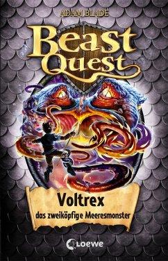 Voltrex, das zweiköpfige Meeresmonster / Beast Quest Bd.58 (eBook, ePUB) - Blade, Adam