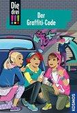 Die drei !!! 64. Der Graffiti-Code (drei Ausrufezeichen)