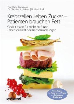 Krebszellen lieben Zucker - Patienten brauchen Fett - Kämmerer, Ulrike; Schlatterer, Christina; Knoll, Gerd