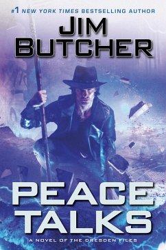 Peace Talks (eBook, ePUB) - Butcher, Jim
