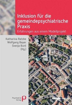 Inklusion für die gemeindepsychiatrische Praxis (eBook, PDF)