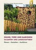 Zäune, Tore und Gabionen im Garten- und Landschaftsbau (eBook, ePUB)